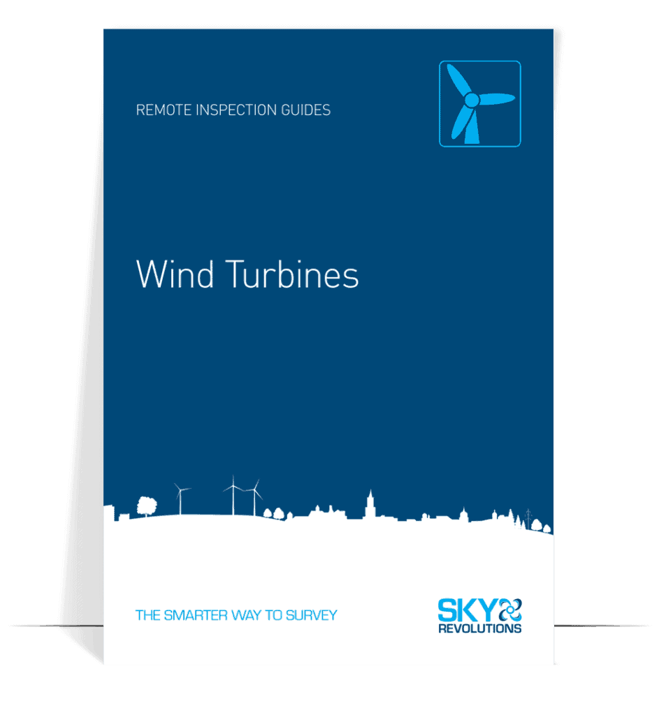 Wind Turbines Remote Inspection Guide front cover