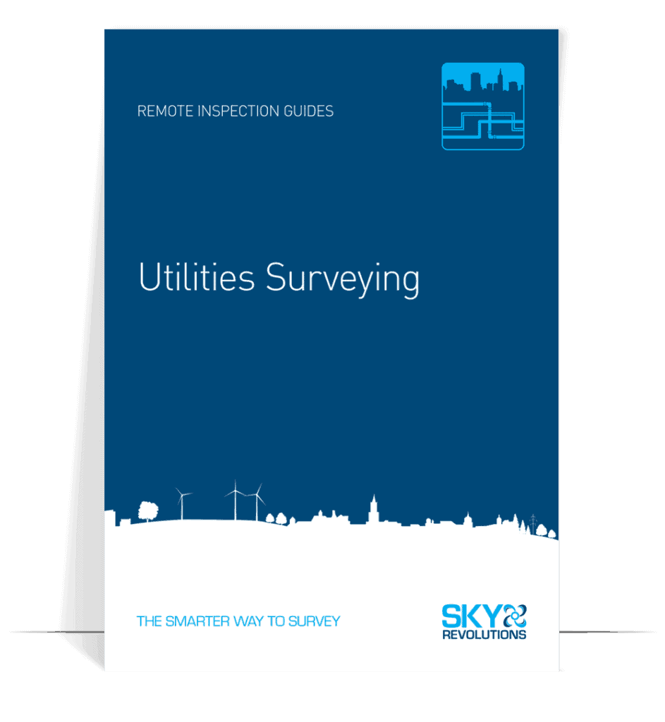 Utilities survey remote inspection guide front cover