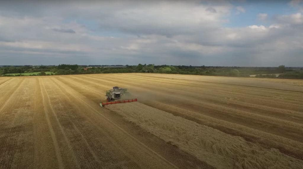 aerial filming cambs