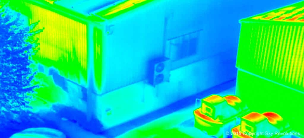 thermal imaging survey workplace property