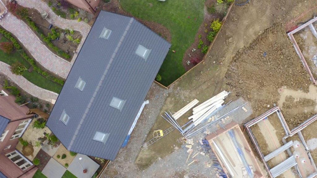 kingsbury park construction site films