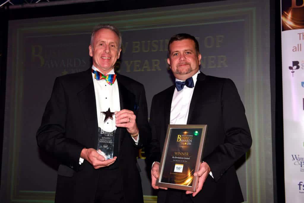 2016 fenland business awards winner