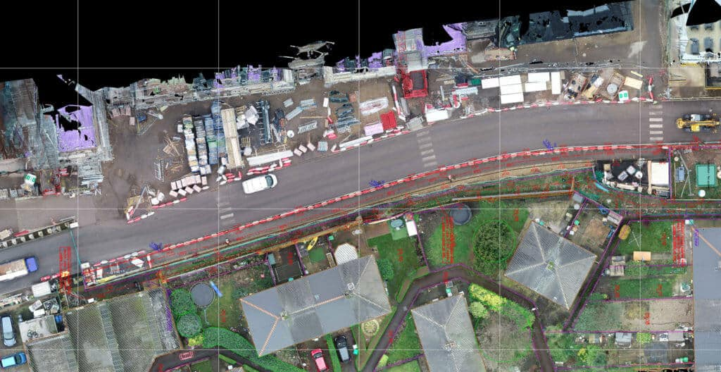 Aerial Topographic Survey