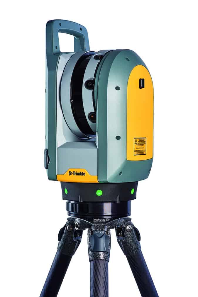 Trimble X7 3D laser scanner