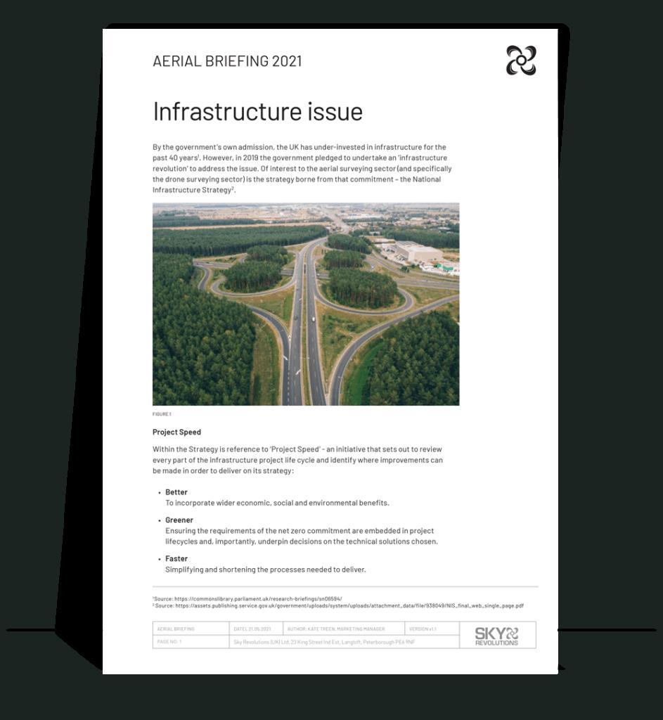aerial briefing document
