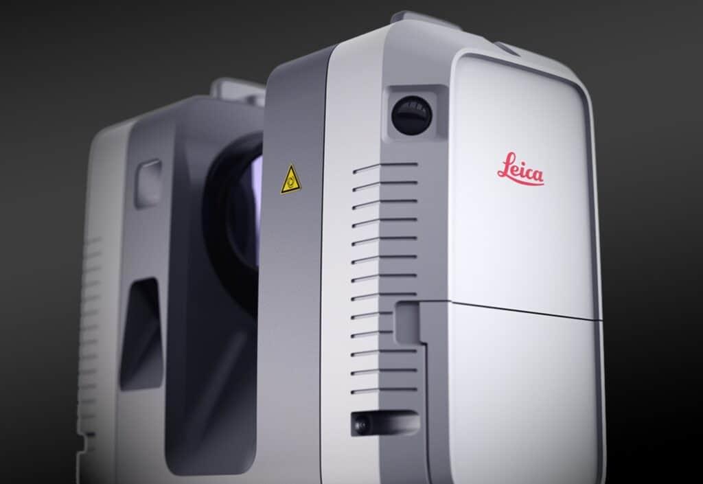 Leica Laser scanner